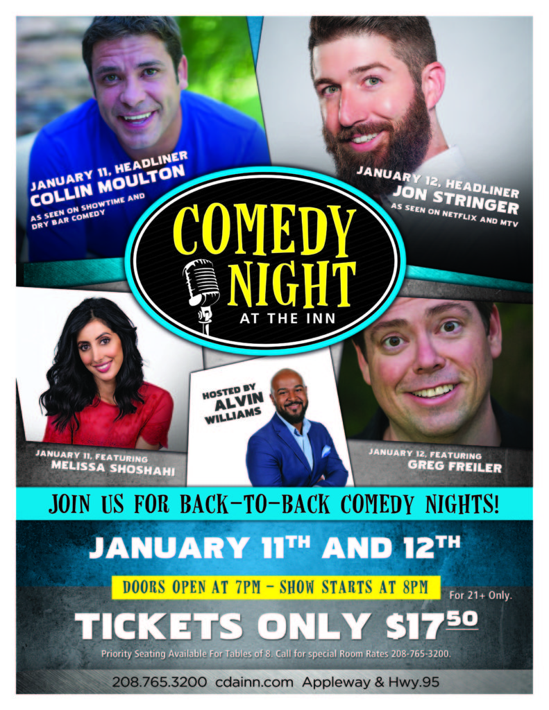 Jan Comedy Nights 2019