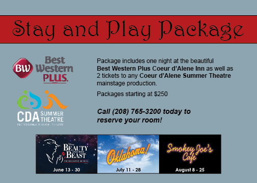 Stay and play package graphic.png Cda Summer Theatre